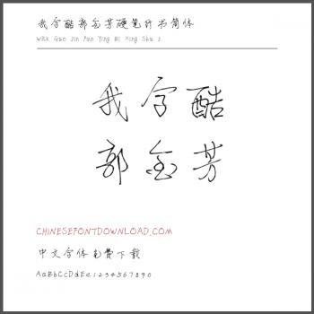 WZK Guo Jin Fan Ying Bi Xing Shu J